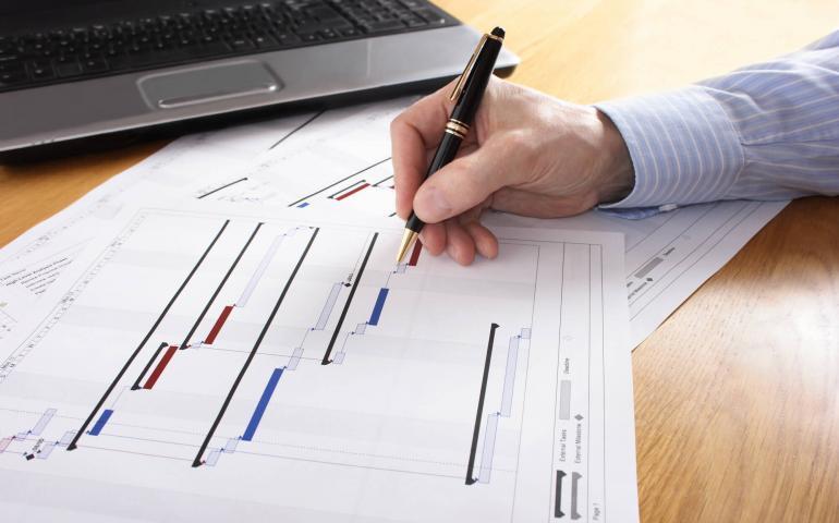 Gráfico de Gantt - para que serve na gestão de projetos